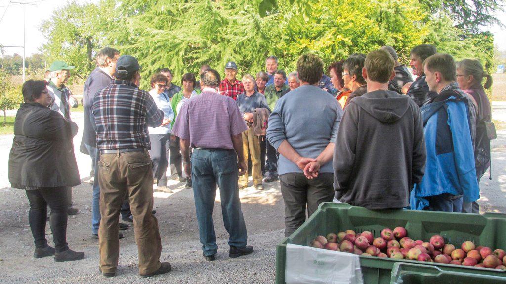Predstavitev družinske kmetije Martinelli